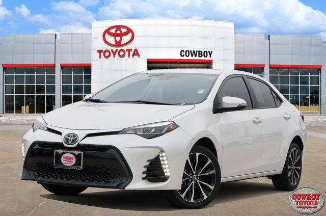 Used 2019 Toyota Corolla in Dallas, TX