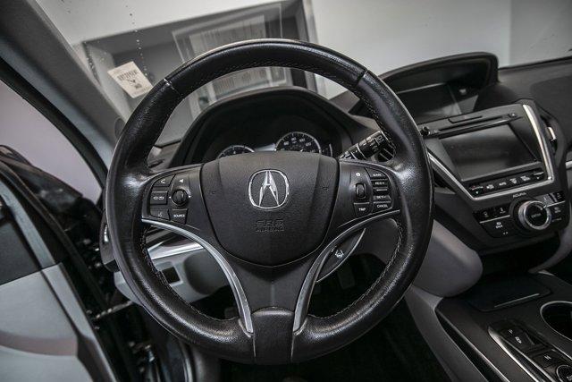 Used 2016 Acura MDX SH-AWD 4dr w-Tech