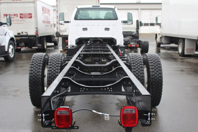 New 2016 Ford Super Duty F-650 Straight Frame Gas Reg Cab
