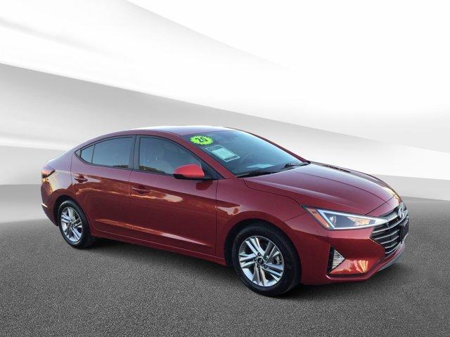2020 Hyundai Elantra SEL FWD SEL IVT Regular Unleaded I-4 2.0 L/122 [11]