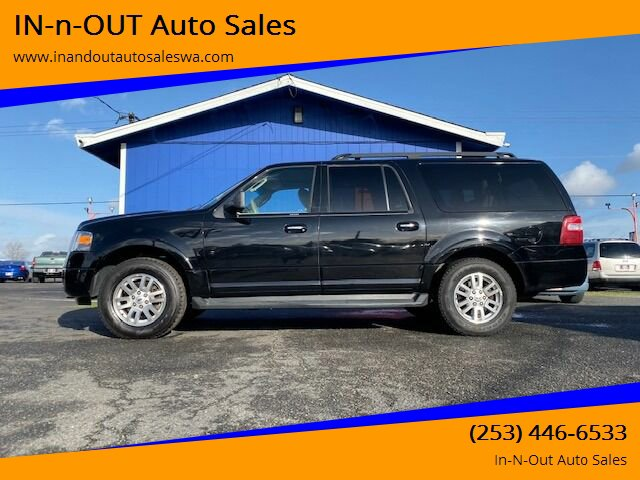 Used 2012 Ford Expedition EL