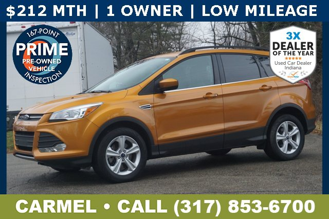 Used 2016 Ford Escape in Indianapolis, IN