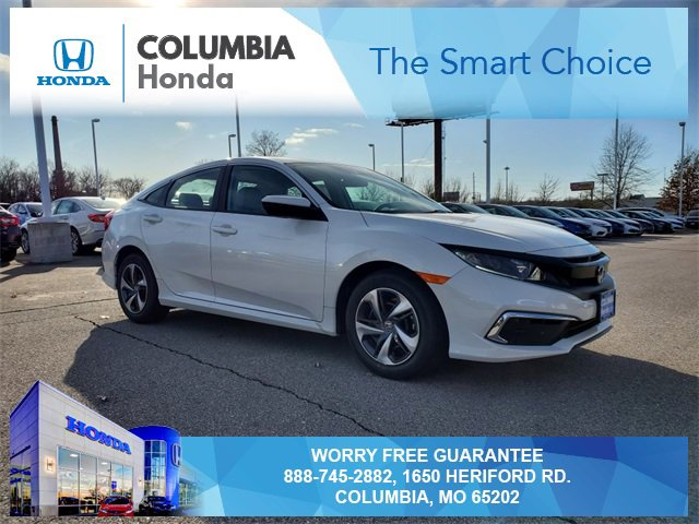 New 2020 Honda Civic Sedan in Columbia, MO