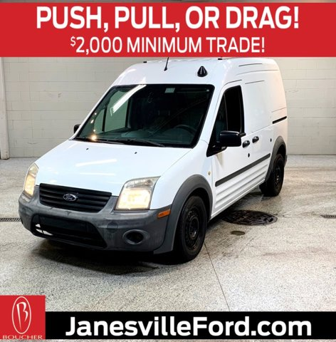 2012 Ford Transit Connect Cargo Van XL