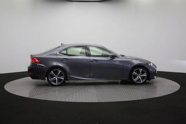 2017 Lexus IS for sale 125302 39