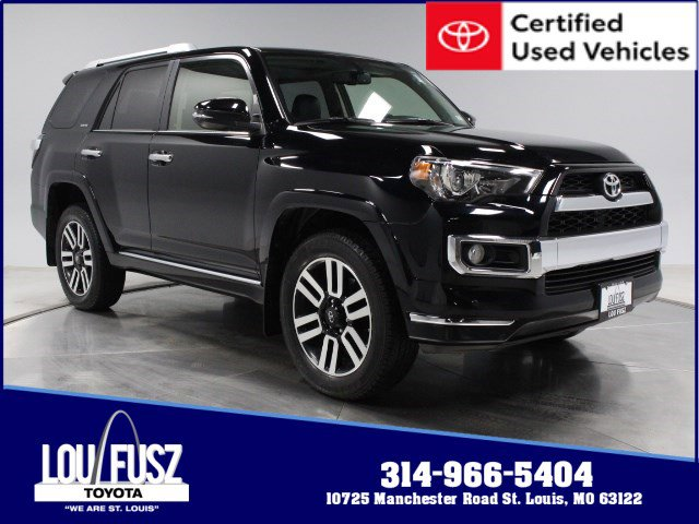 Used 2017 Toyota 4Runner in St. Louis, MO