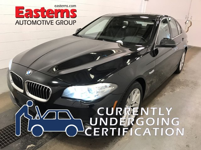 2016 BMW 5 Series 535i xDrive 4dr Car