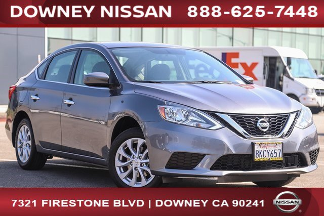 2018 Nissan Sentra SV SV CVT Regular Unleaded I-4 1.8 L/110 [10]