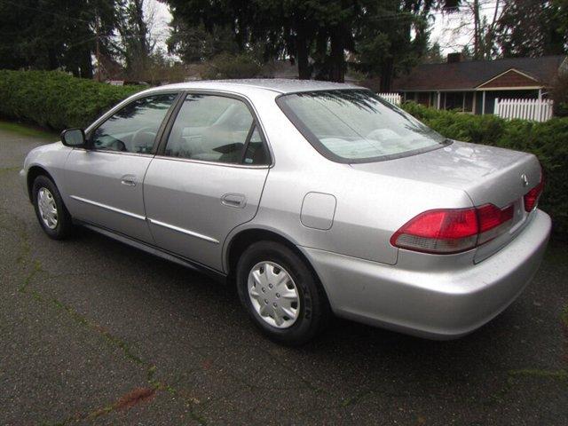 Used 2002 Honda Accord Sdn VP