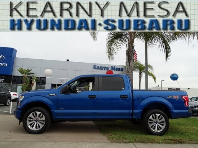 Used 2017 Ford F-150 in San Diego, CA