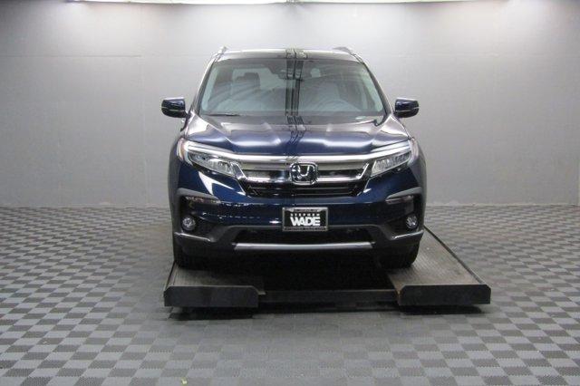 New 2020 Honda Pilot Touring 7-Passenger AWD