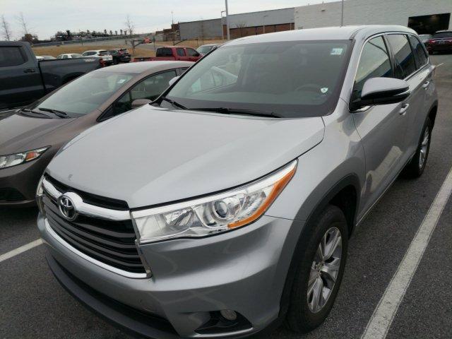 Used 2014 Toyota Highlander in Gadsden, AL