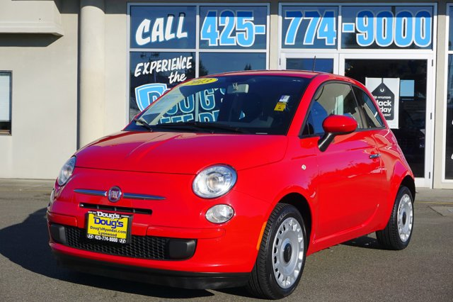 Used 2013 Fiat 500 2dr HB Pop