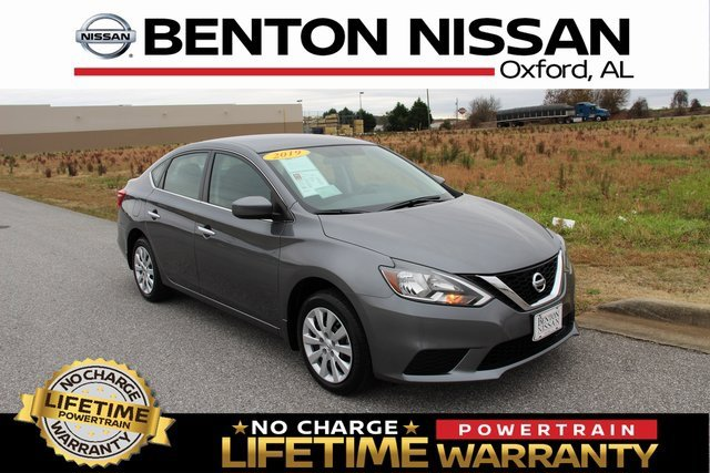 Used 2019 Nissan Sentra in Oxford, AL