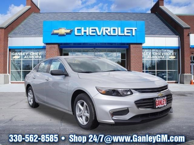New 2016 Chevrolet Malibu in Aurora, OH