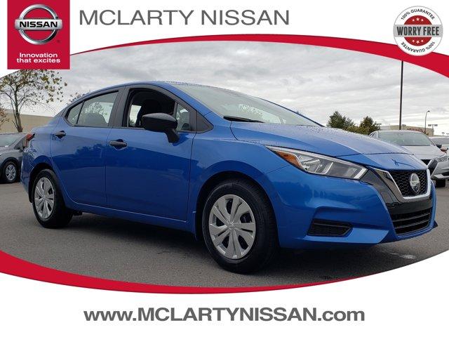 New 2020 Nissan Versa in , AR