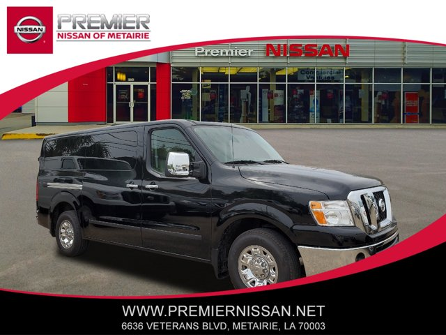 New 2019 Nissan NV Passenger in Metairie, LA
