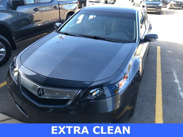 2014 Acura TL w/ Technology Package