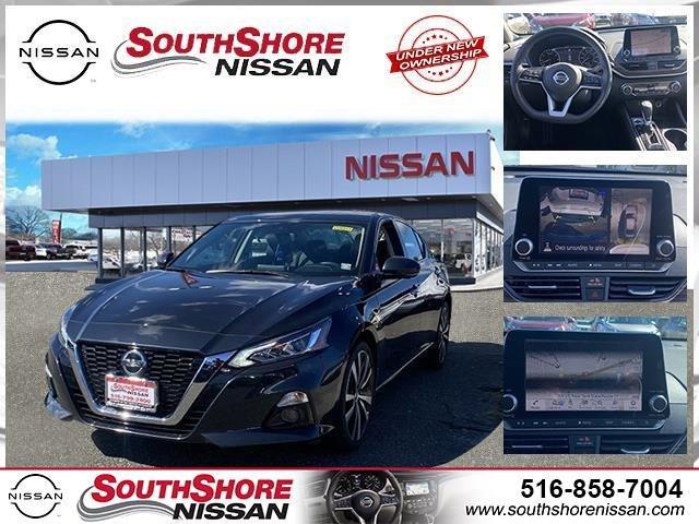 2021 Nissan Altima 2.5 Platinum 2.5 Platinum AWD Sedan Regular Unleaded I-4 2.5 L/152 [2]