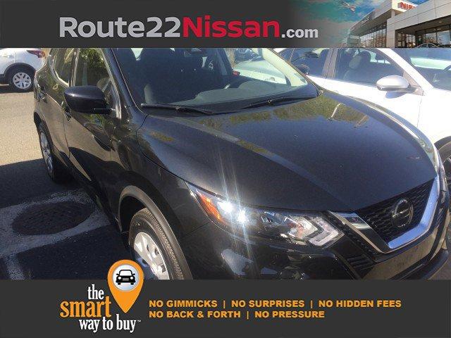 2020 Nissan Rogue Sport S AWD S Regular Unleaded I-4 2.0 L/122 [3]