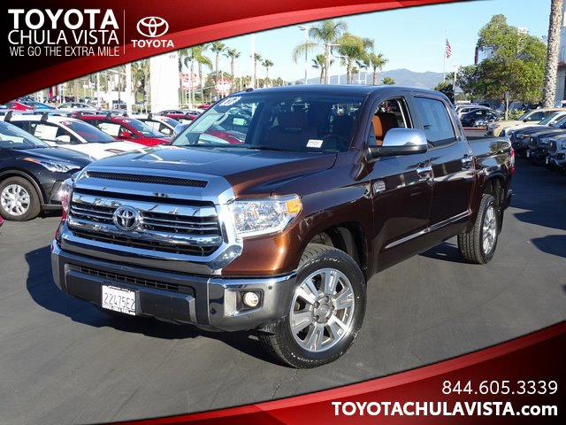 Used 2017 Toyota Tundra in Chula Vista, CA