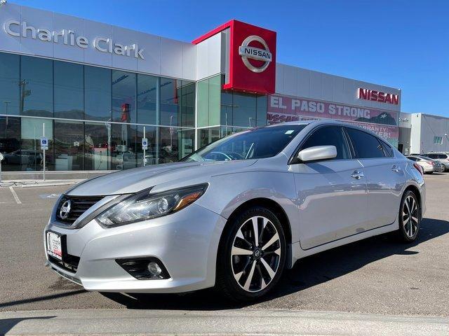 2016 Nissan Altima 2.5 SR 4dr Sdn I4 2.5 SR Regular Unleaded I-4 2.5 L/152 [16]