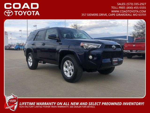 Used 2018 Toyota 4Runner in Cape Girardeau, MO