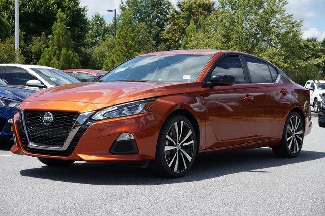 New 2020 Nissan Altima in Newnan, GA