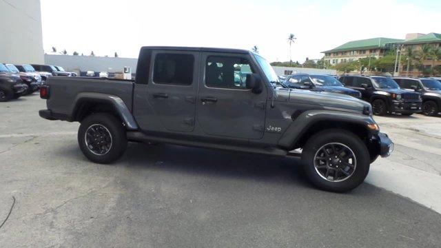 2021 Jeep Gladiator Overland 4x4