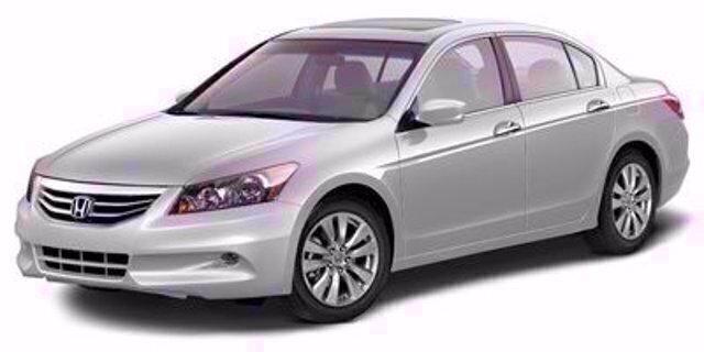 2012 Honda Accord Sedan EX-L