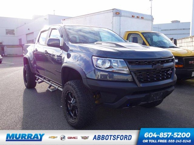 2020 Chevrolet Colorado 4WD ZR2 4WD Crew Cab 128″ ZR2 Diesel I4 2.8L/169 [1]