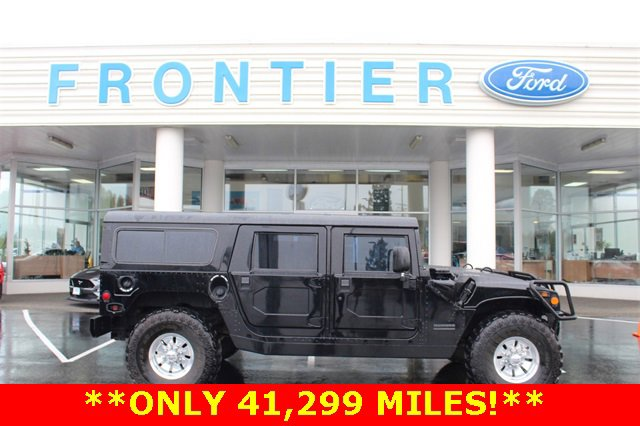 Used 1999 AM General Hummer in Anacortes, WA