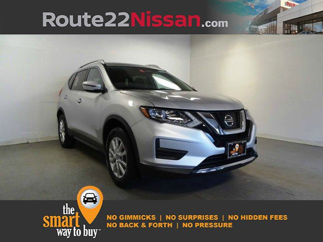 2017 Nissan Rogue SV 2017.5 AWD SV Regular Unleaded I-4 2.5 L/152 [10]