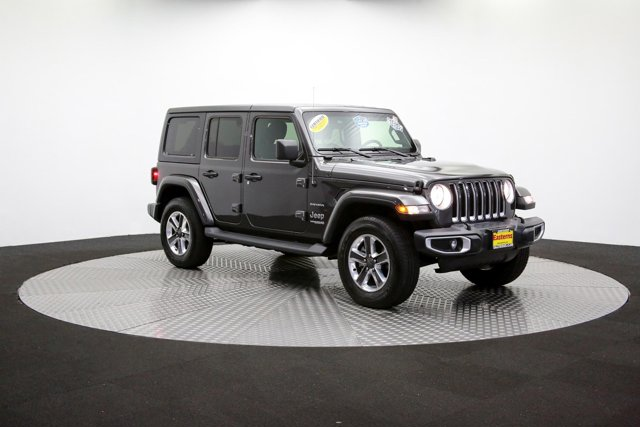 2019 Jeep Wrangler Unlimited for sale 123540 45