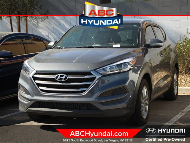 2018 Hyundai Tucson SE SE FWD Regular Unleaded I-4 2.0 L/122 [22]