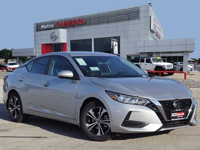2021 Nissan Sentra SV SV CVT Regular Unleaded I-4 2.0 L/122 [15]
