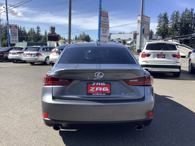 Used 2015 Lexus IS 250 4dr Sport Sdn Crafted Line RWD