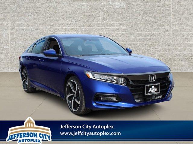 New 2020 Honda Accord Sedan in Jefferson City, MO