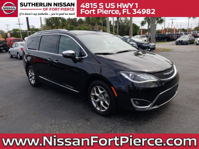 Used 2018 Chrysler Pacifica in Fort Myers, FL