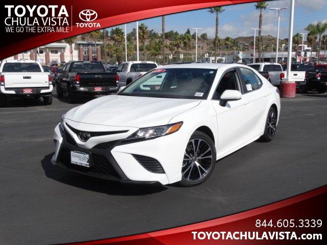New 2020 Toyota Camry in Chula Vista, CA