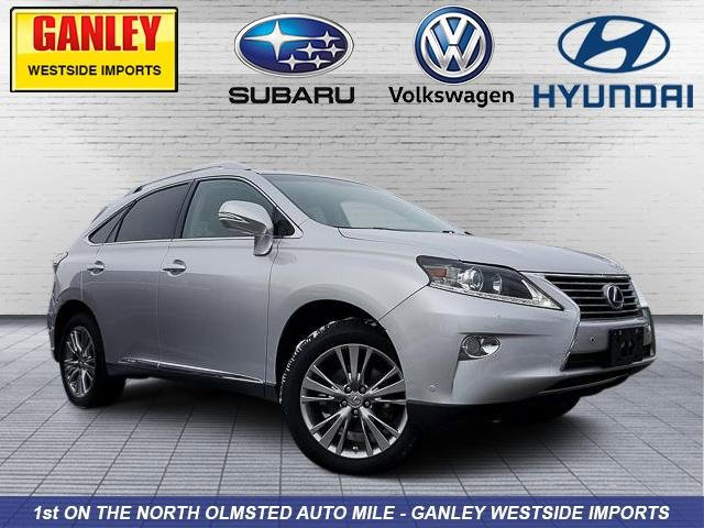 Used 2013 Lexus RX 450h in Cleveland, OH