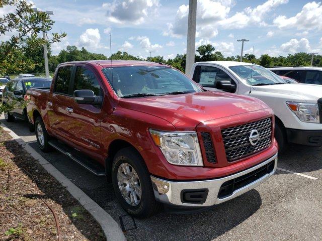 New 2019 Nissan Titan in Orlando, FL