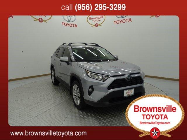 New 2020 Toyota RAV4 in Brownsville, TX
