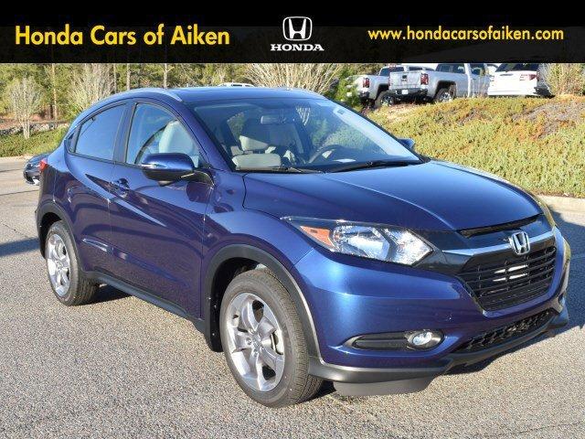 New 2017 Honda HR-V in Warrenville, SC