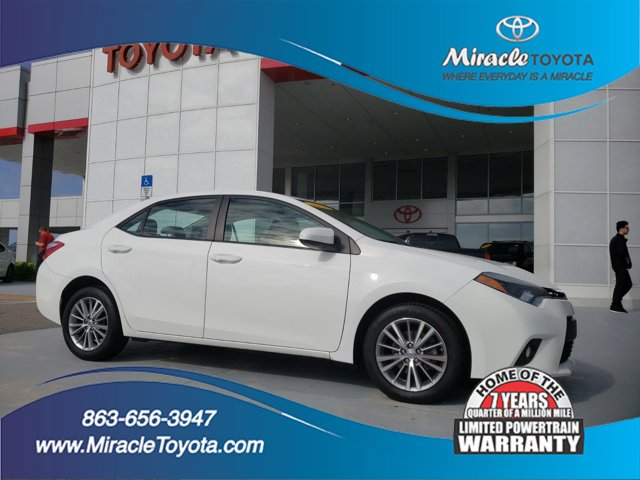 Used 2014 Toyota Corolla in Haines City, FL
