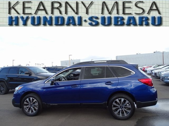Used 2016 Subaru Outback in Chula Vista, CA