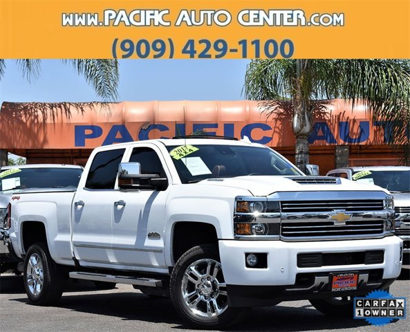 Used 2017 Chevrolet Silverado 2500HD in Costa Mesa, CA