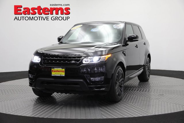 2016 Land Rover Range Rover Sport V6 HST Limited Edition Sport Utility