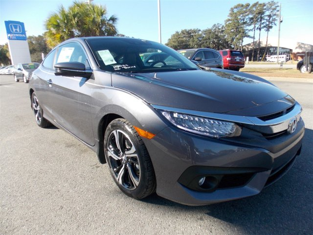 New 2017 Honda Civic Coupe in Savannah, GA