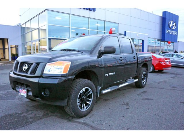 Used 2015 Nissan Titan in , OR